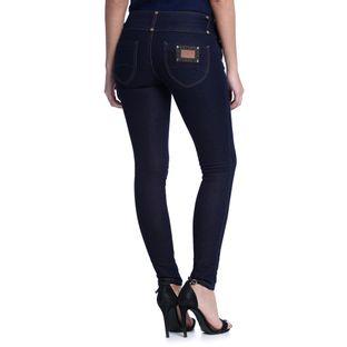 Calca-Cigarrete-Jeans-Cintura-Baixa-Costas--