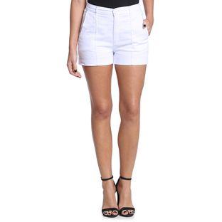 Mini-Shorts-Branco-Cintura-Alta-Frente--