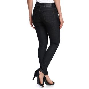Calca-Jeans-Cigarrete-Feminina-Escura-Costas--
