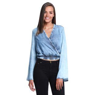 Camisa-Feminina-Cropped-Jeans-Frente--