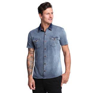 Camisa-Masculina-Jeans-Frente--