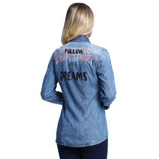 Camisa-Feminina-Jeans-Etnica-Costas--