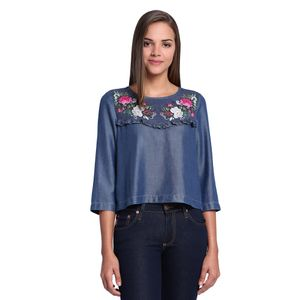 Blusa-Jeans-Detalhe-Babado-Frente--