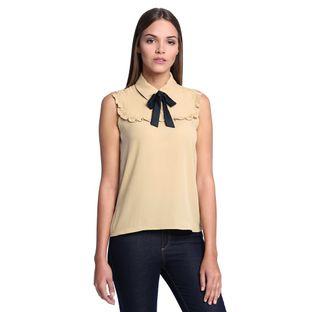 Blusa-Feminina-Detalhe-Laco-Frente--