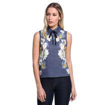 Blusa-Jeans-Floral-Frente--