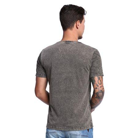 Camiseta-Masculina-Print-Map-Costas--