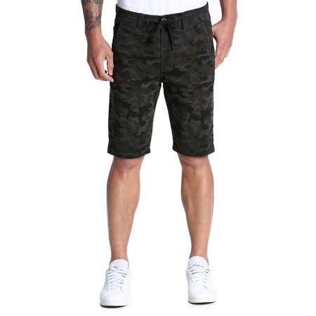 Bermuda-Masculina-Jogger-Camuflada-Frente--