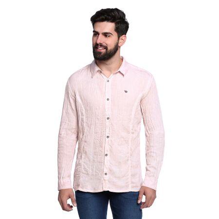 Camisa-Social-Tingida-Masculina-Frente--