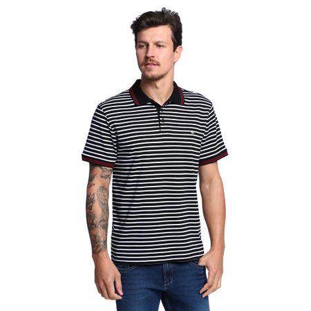 Camisa-Gola-Polo-Listrada-Masculina-Frente--