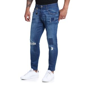 Calca-Masculina-Super-Skinny-Cropped-Frente--