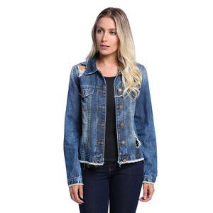 Jaqueta-Feminina-Mosaico-Jeans-Frente--