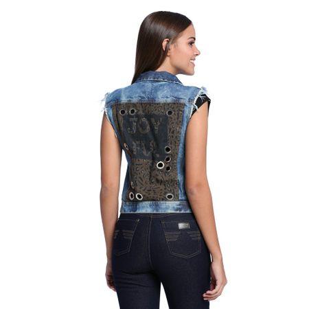 Colete-Jeans-Animal-Print-Costas--