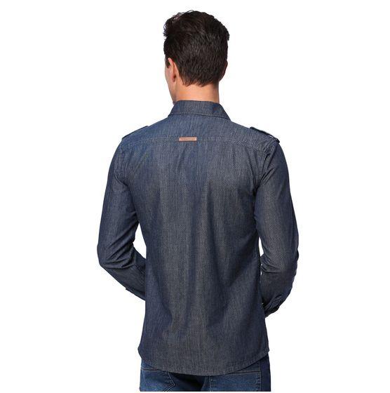 Camisa-Jeans-Manga-Longa-Masculina-Frente--