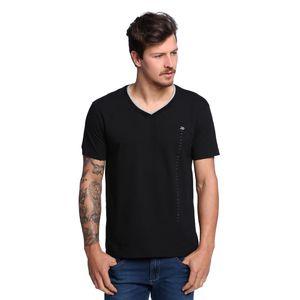Camiseta-Decote-V-Masculina-Frente--