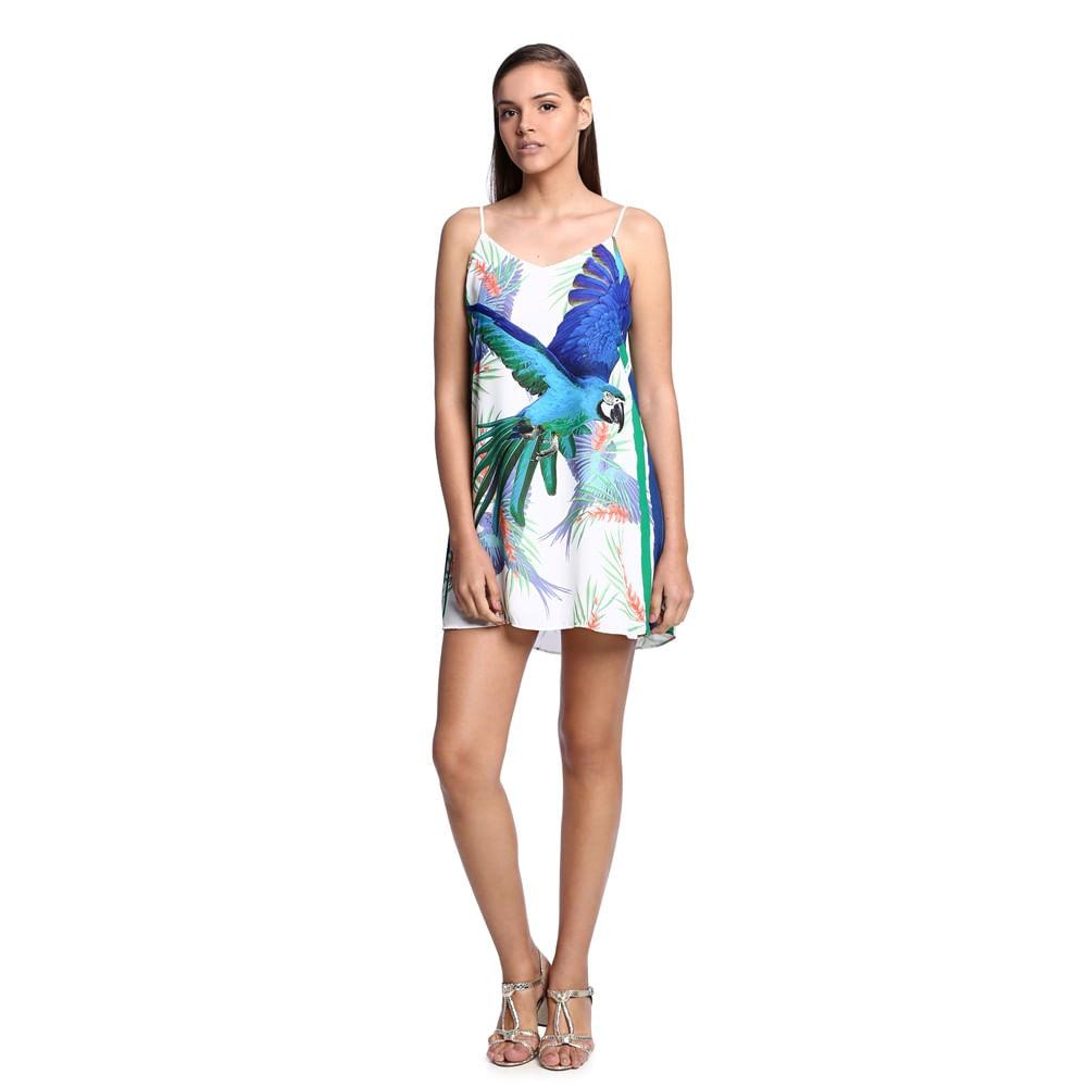 Vestido Araras