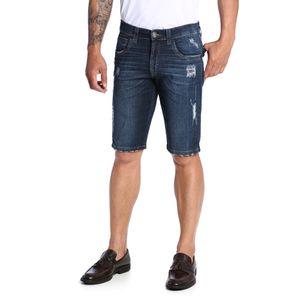 Bermuda-Jeans-Skinny-Masculina-Frente--