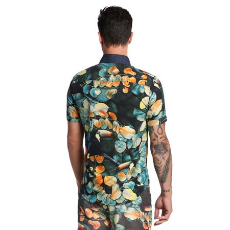 Camisa-Estampada-Masculina-Costas--