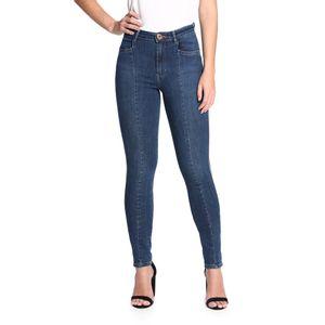 Calca-Jeans-Skinny-Cintura-Alta-Feminina-Frente--