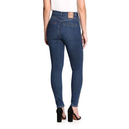 Calca-Jeans-Skinny-Cintura-Alta-Feminina-Costas--