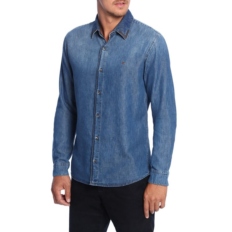CAMISA-MASCULINA-MEDIUM-JEANS-Frente--