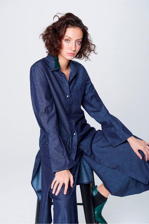 Camisa-Jeans-Alongada-Feminina-Frente--