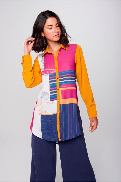 Camisa-Alongada-Feminina-Frente--