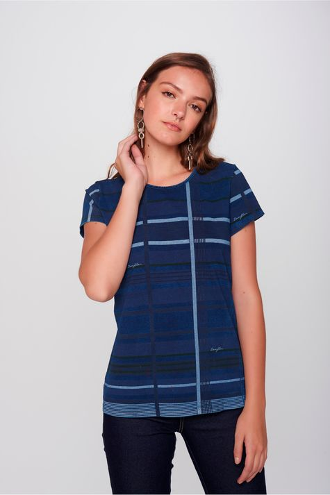 Camiseta-Xadrez-Feminina-Frente--