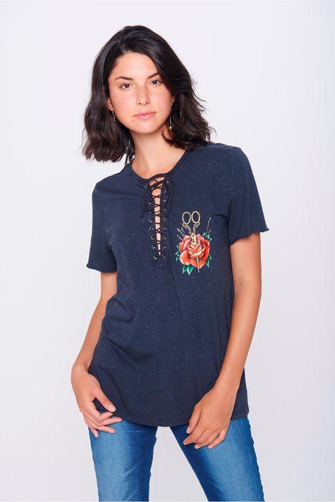 Camiseta-Detalhe-Amarracao-Feminina-Frente--