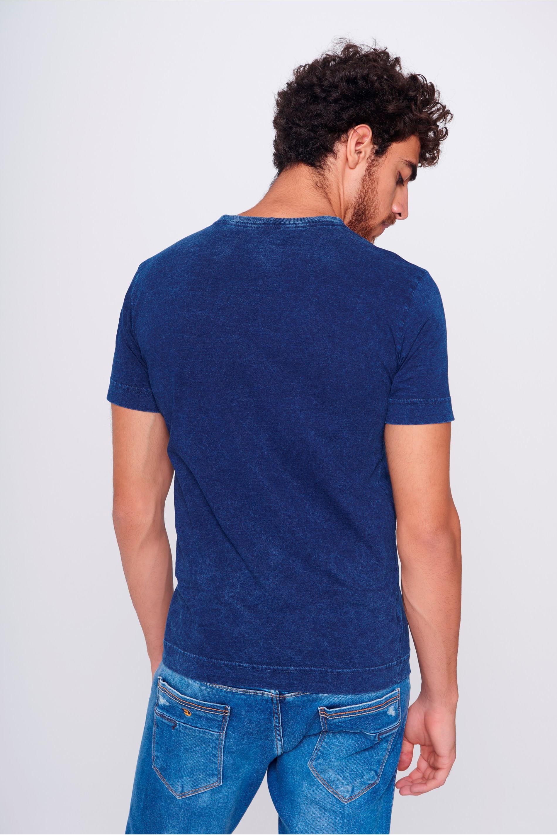 1e05b2630d Camiseta Masculina - Damyller