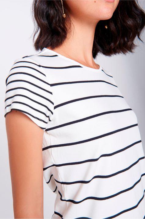 Camiseta-Listrada-Feminina-Frente--