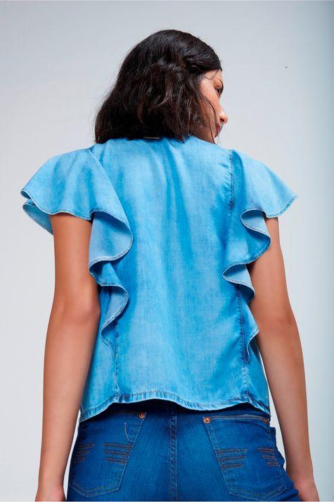 Camisa-Jeans-Babados-Feminina-Frente--
