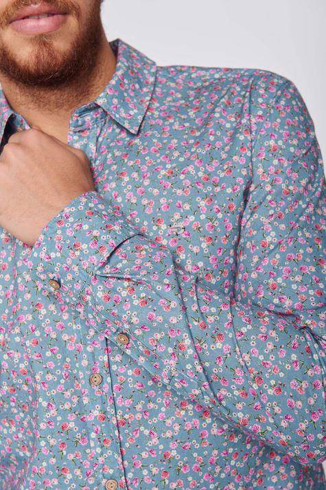 Camisa-Social-Unissex-Frente--