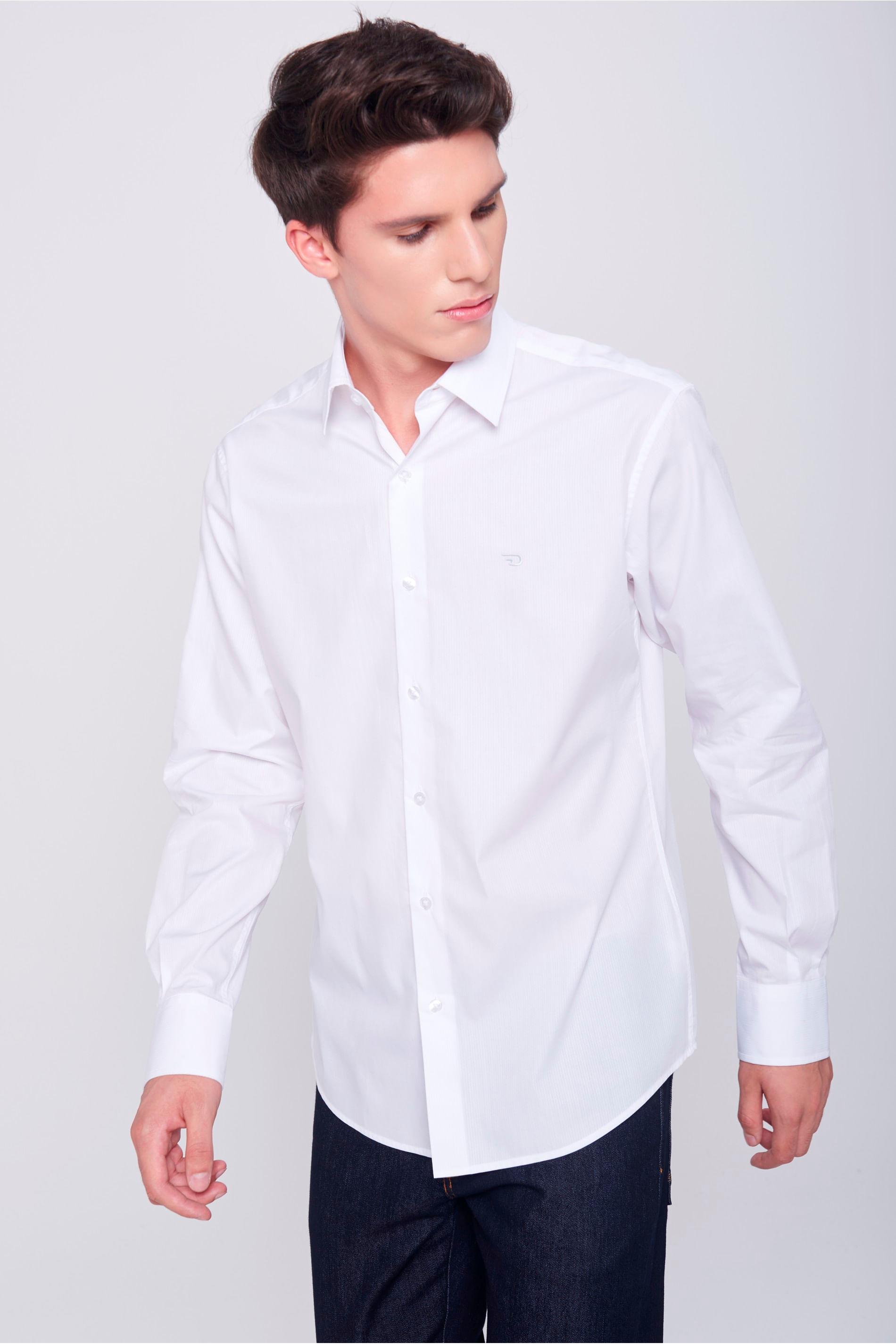 Damyller · Moda Masculina · Camisa · Manga Longa. abrir 9a51b9ec853d6