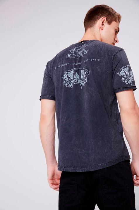 Camiseta-Tingida-Masculina-Costas--
