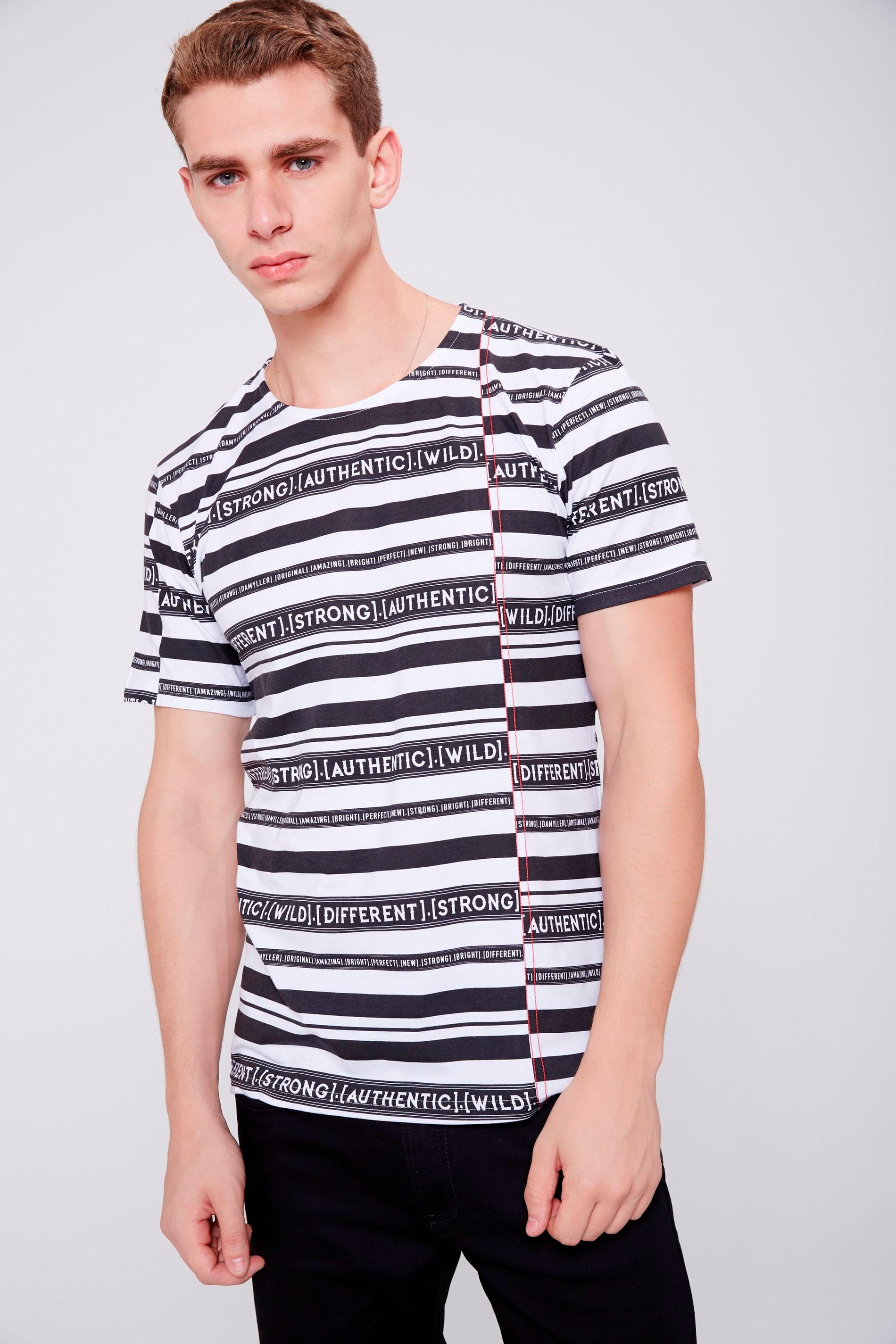 22c646732d Damyller · Moda Masculina · Camiseta · Fit. abrir abrir