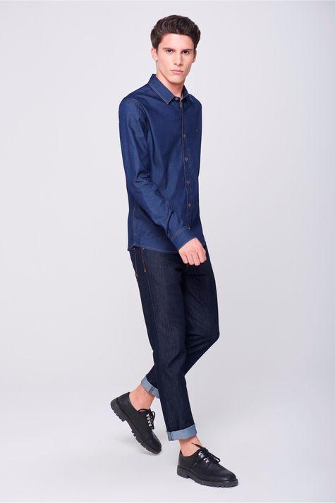 Camisa-Jeans-Masculina-Frente--