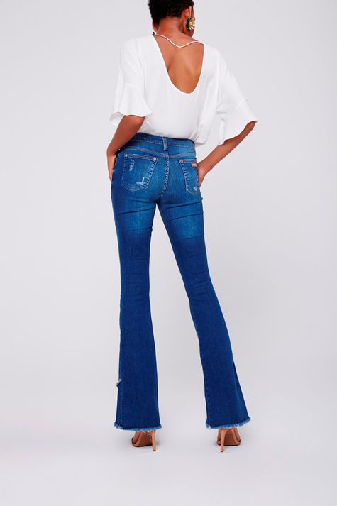 Calca-Jeans-Boot-Cut-Feminina-Frente--