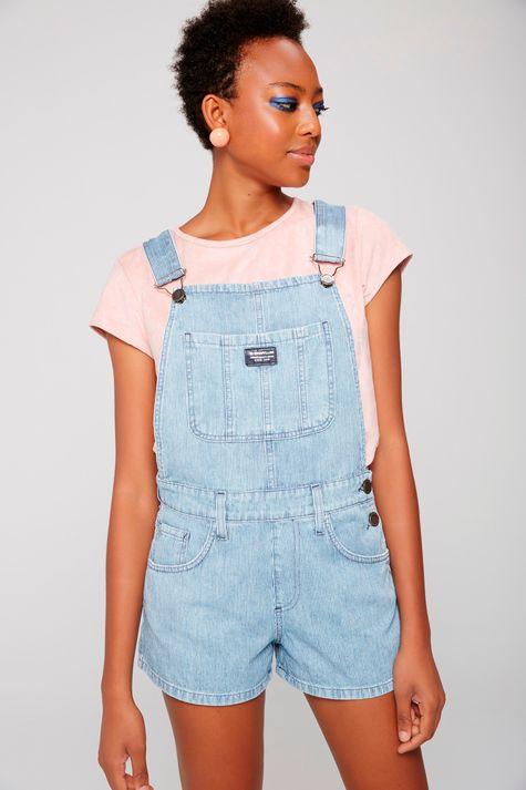 4151ea5561 Jardineira jeans feminina damyller jpg 475x713 Jardineira jeans feminino