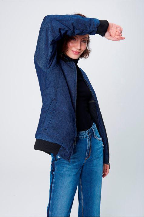 Jaqueta-Jeans-Bomber-Unissex-Frente--
