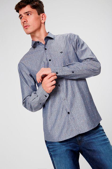 33f241b40c Camisa Social Masculina - Damyller