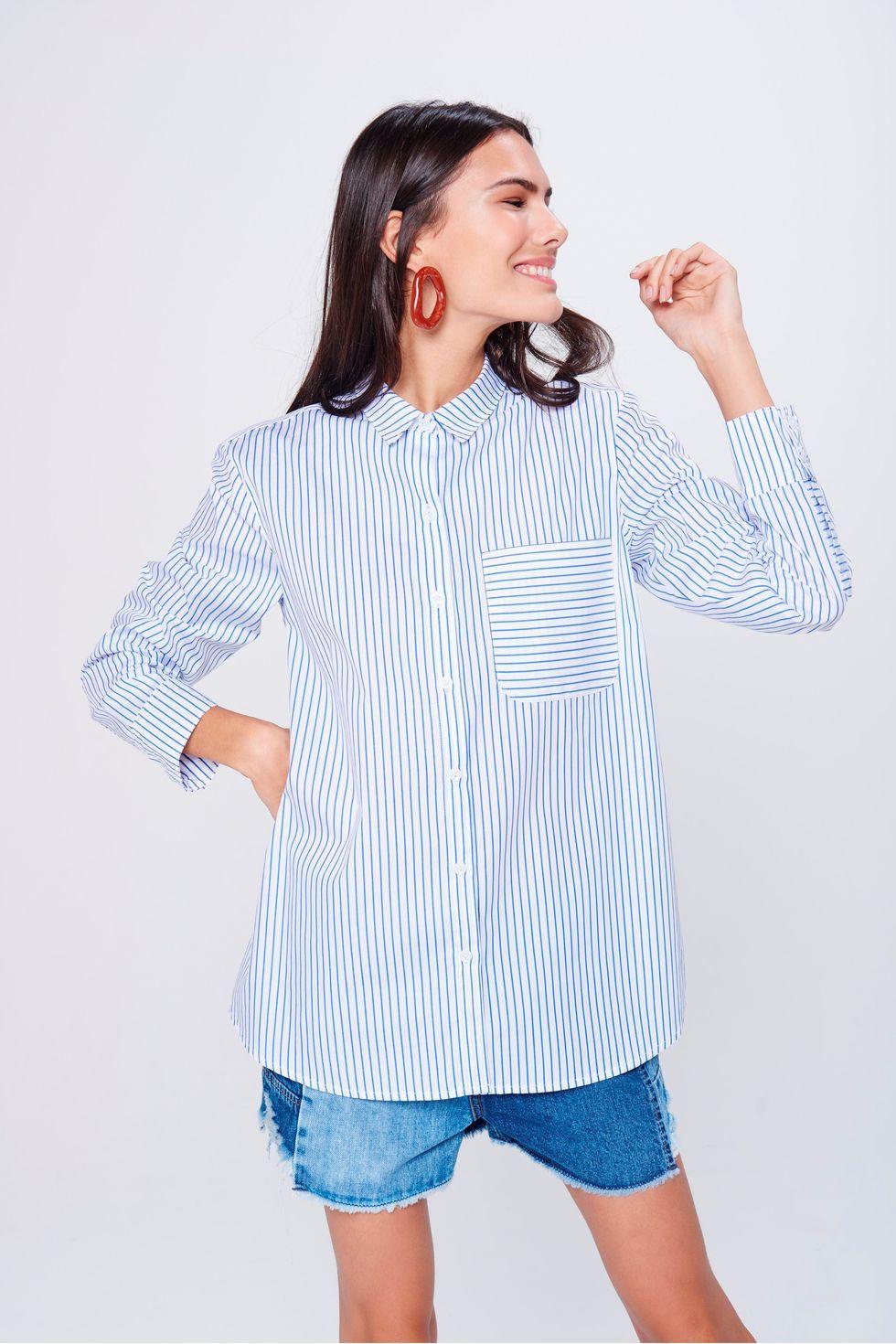 Camisa-Listrada-Feminina-Frente--