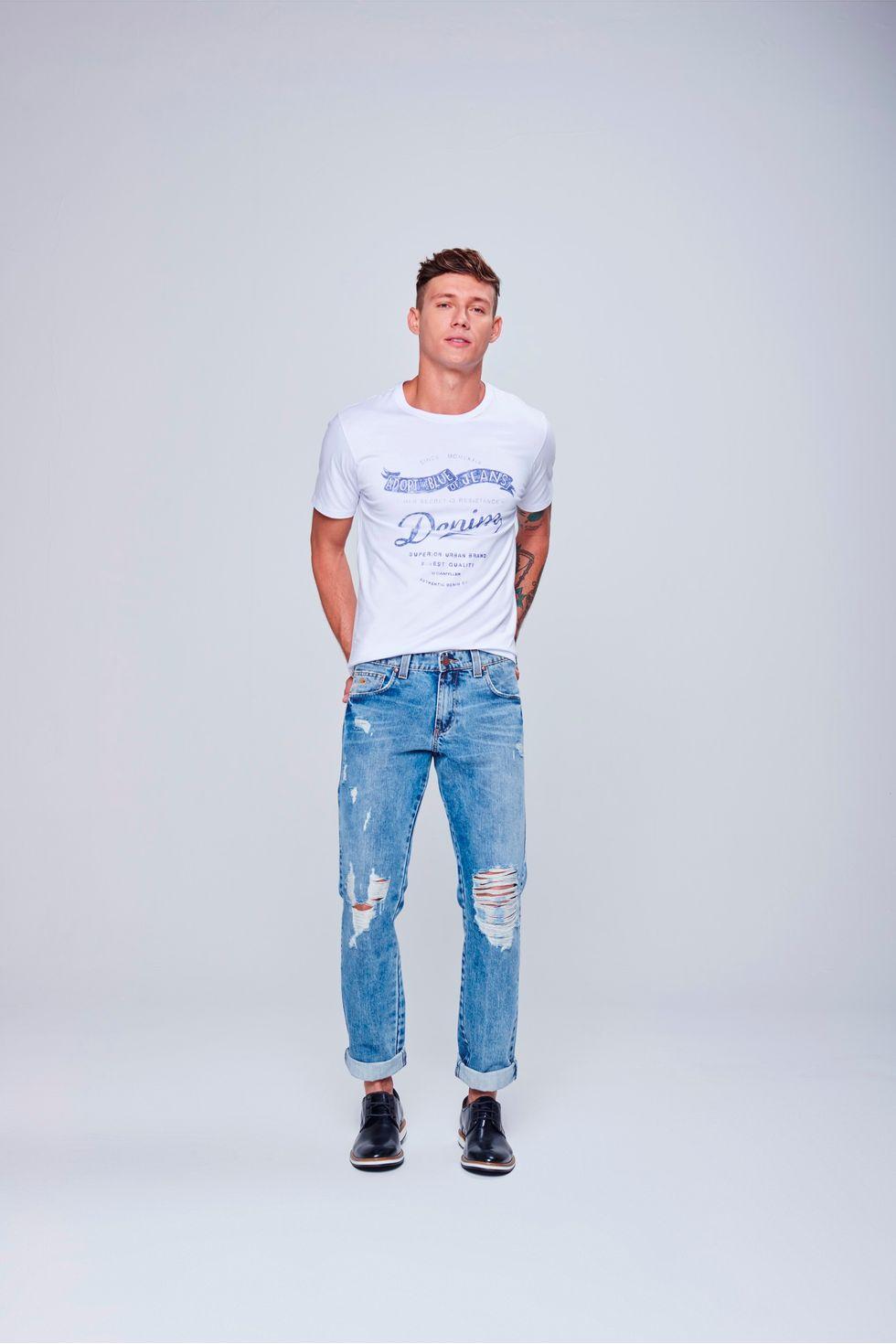 Calca-Jeans-Skinny-Rasgada-Masculina-Frente--