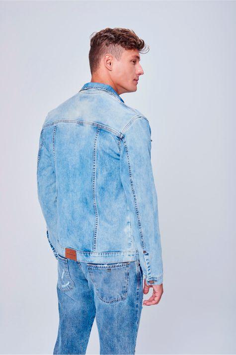 Jaqueta-Jeans-Trucker-Unissex-Costas-Masculina--
