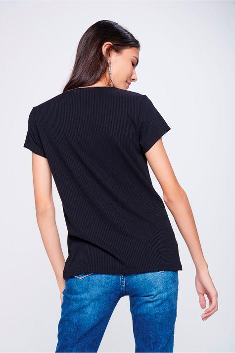 Camiseta-Canelada-Feminina-Frente--