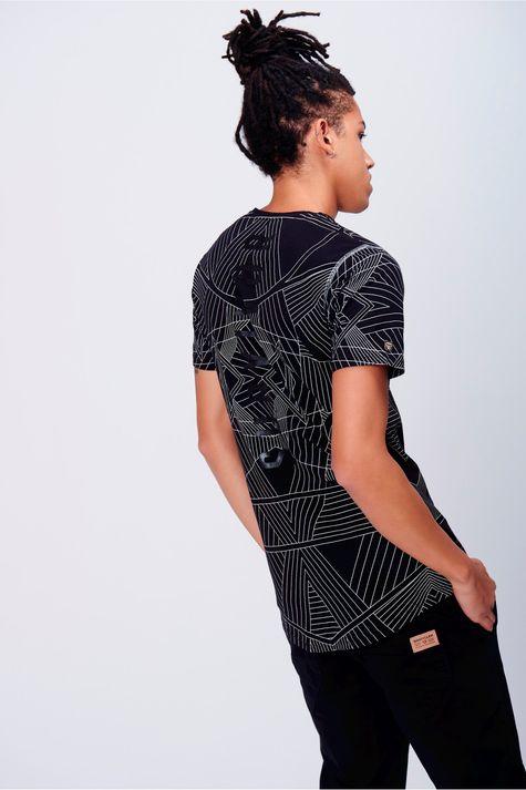 Camiseta-Unissex-Estampa-Geometrica-Costas--