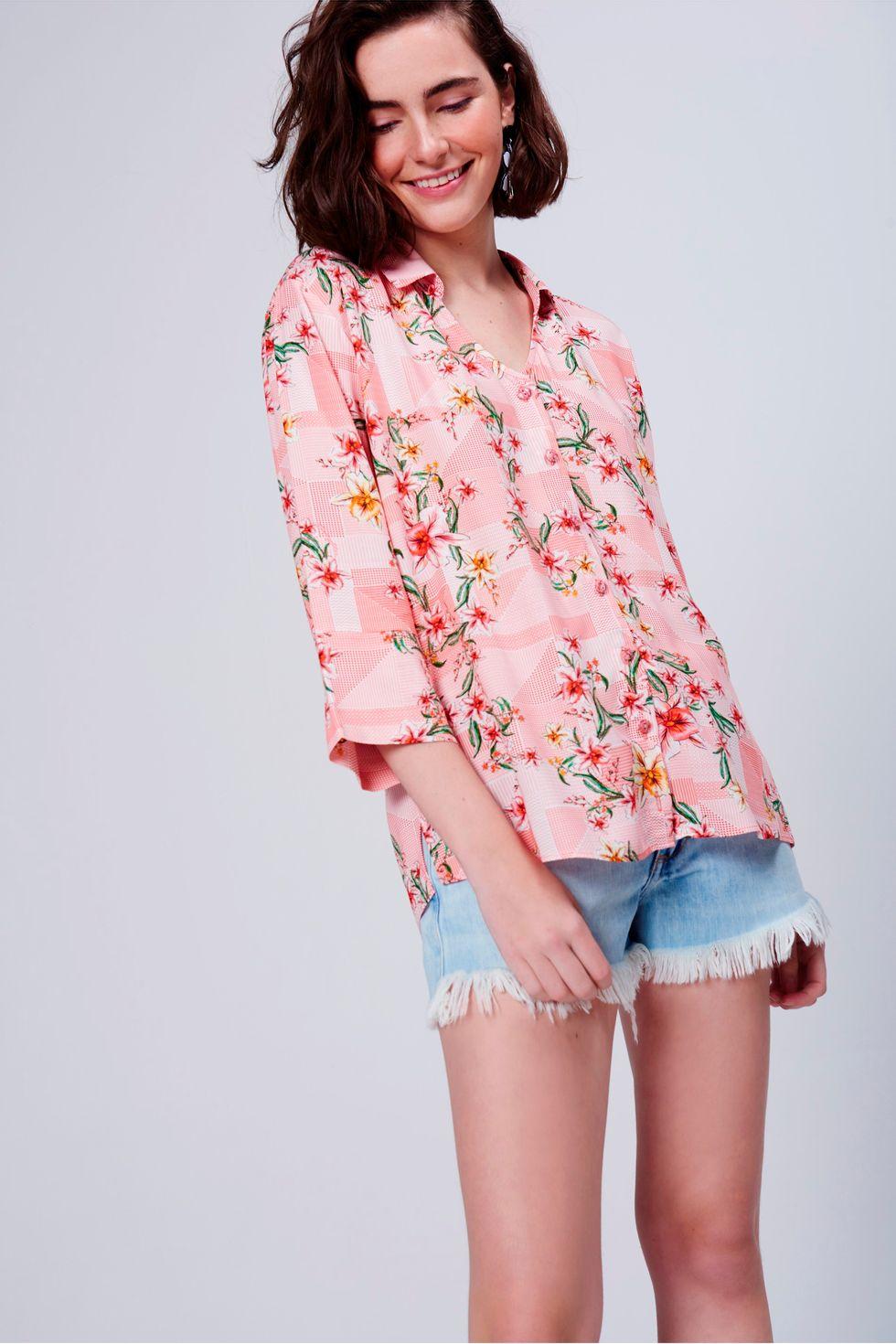 Camisa-Feminina-Floral-Frente--