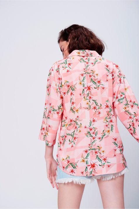 Camisa-Feminina-Floral-Costas--