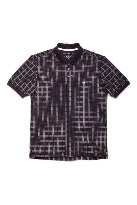 Camisa-Gola-Polo-Estampa-Xadrez-Frente--