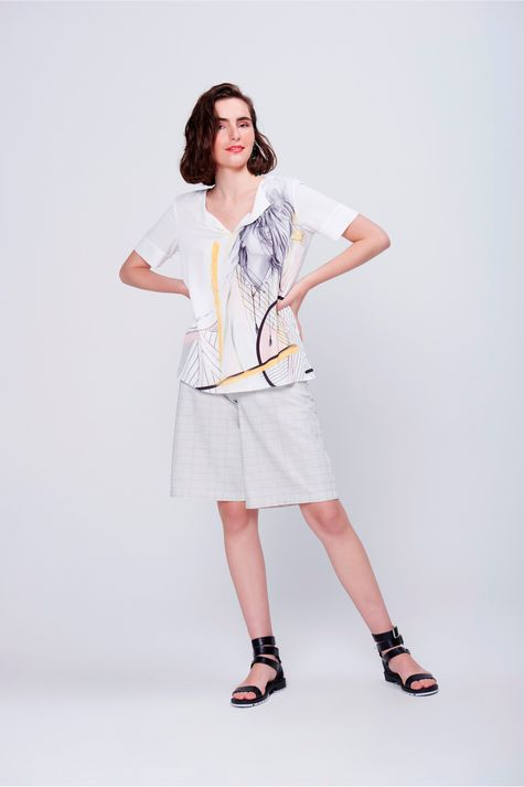 Blusa-Feminina-Alongada-Estampa-Frente-Frente--