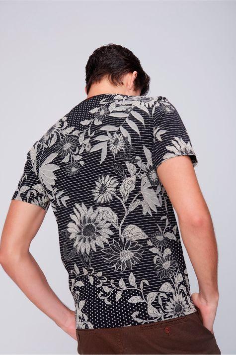 Camiseta-Unissex-Estampa-Floral-Costas--